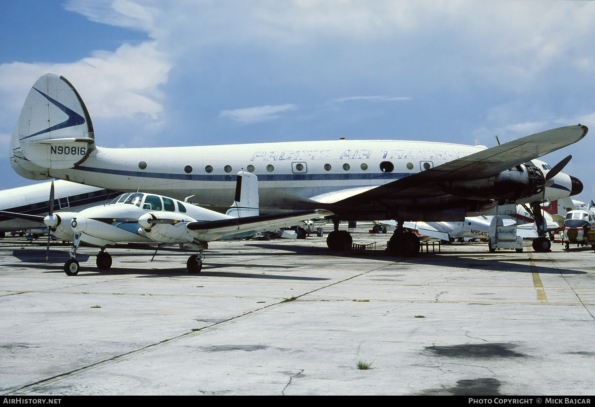 Aircraft Photo of N90816 | Lockheed L-049 Constellation | Aero Sacasa | AirHistory.net