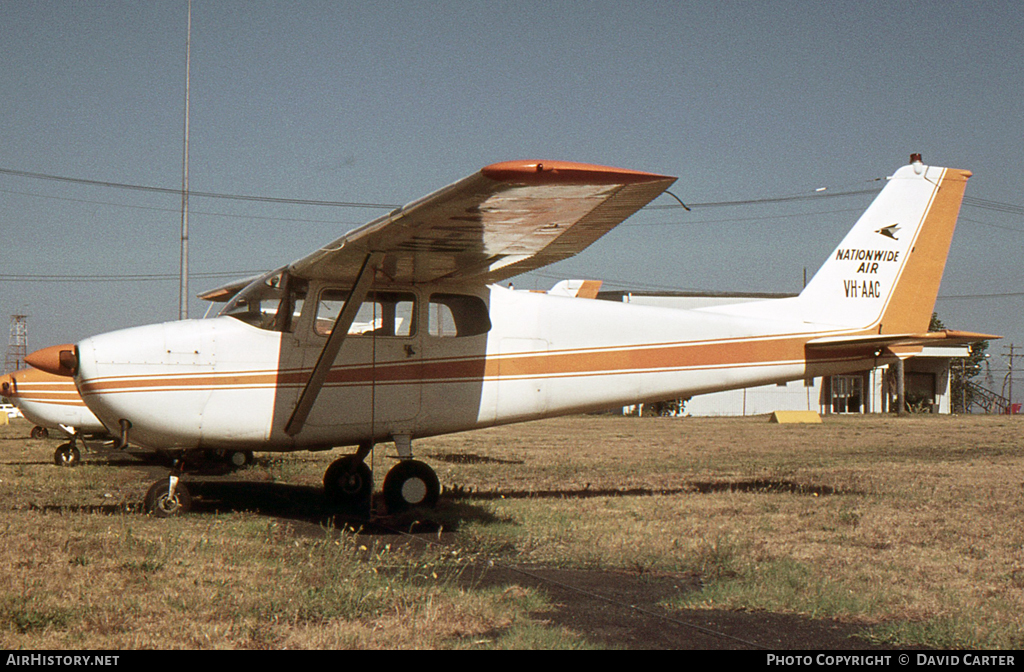Aircraft Photo of VH-AAC | Cessna 172B | Nationwide Air Services | AirHistory.net