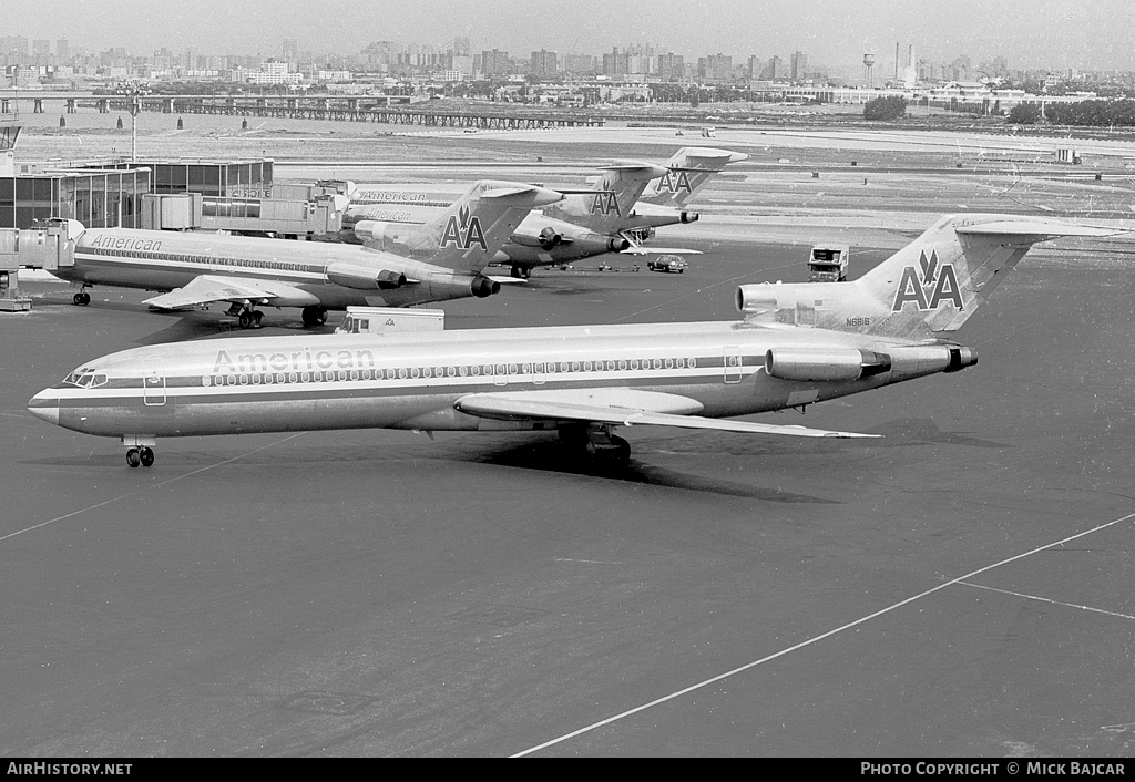 Aircraft Photo of N6816 | Boeing 727-223 | American Airlines | AirHistory.net