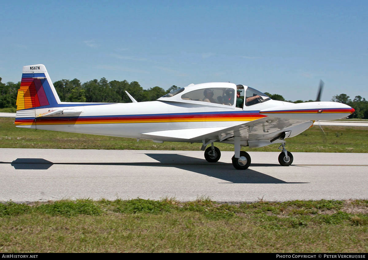 Aircraft Photo of N567K | Ryan Navion B Super Navion 260 | AirHistory.net