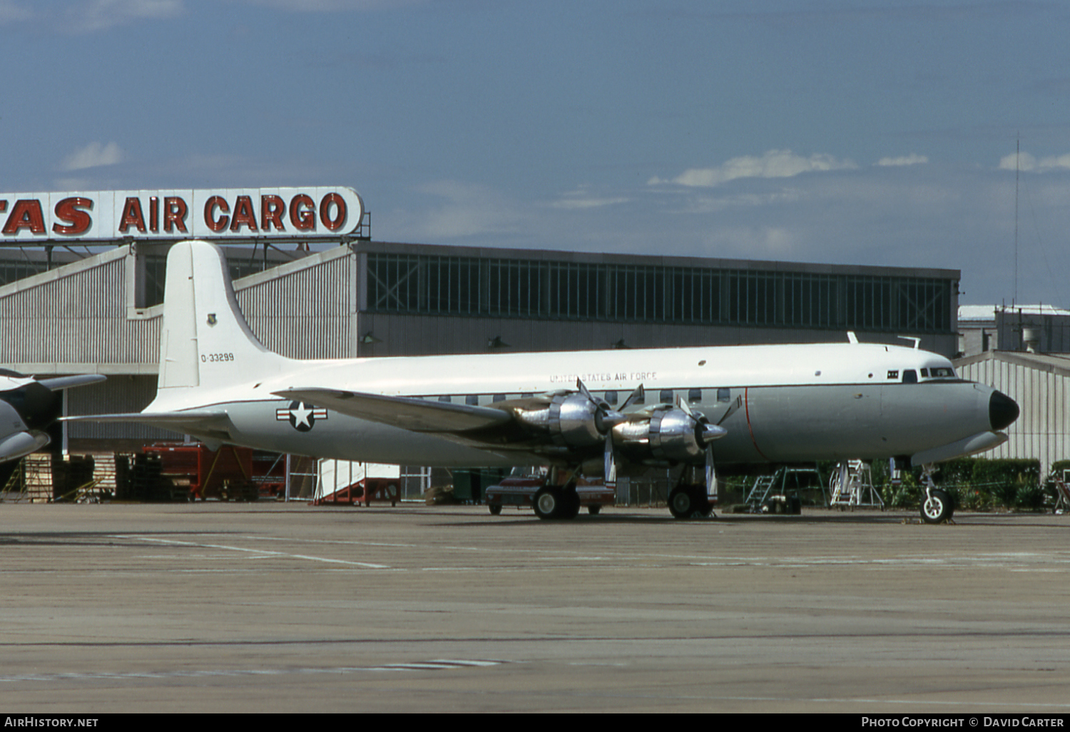 Aircraft Photo of 53-3299 / 0-33299 | Douglas C-118A Liftmaster (DC-6A) | USA - Air Force | AirHistory.net