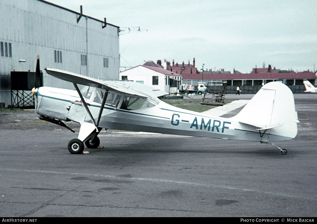 Aircraft Photo of G-AMRF | Auster J-5F Aiglet Trainer | AirHistory.net