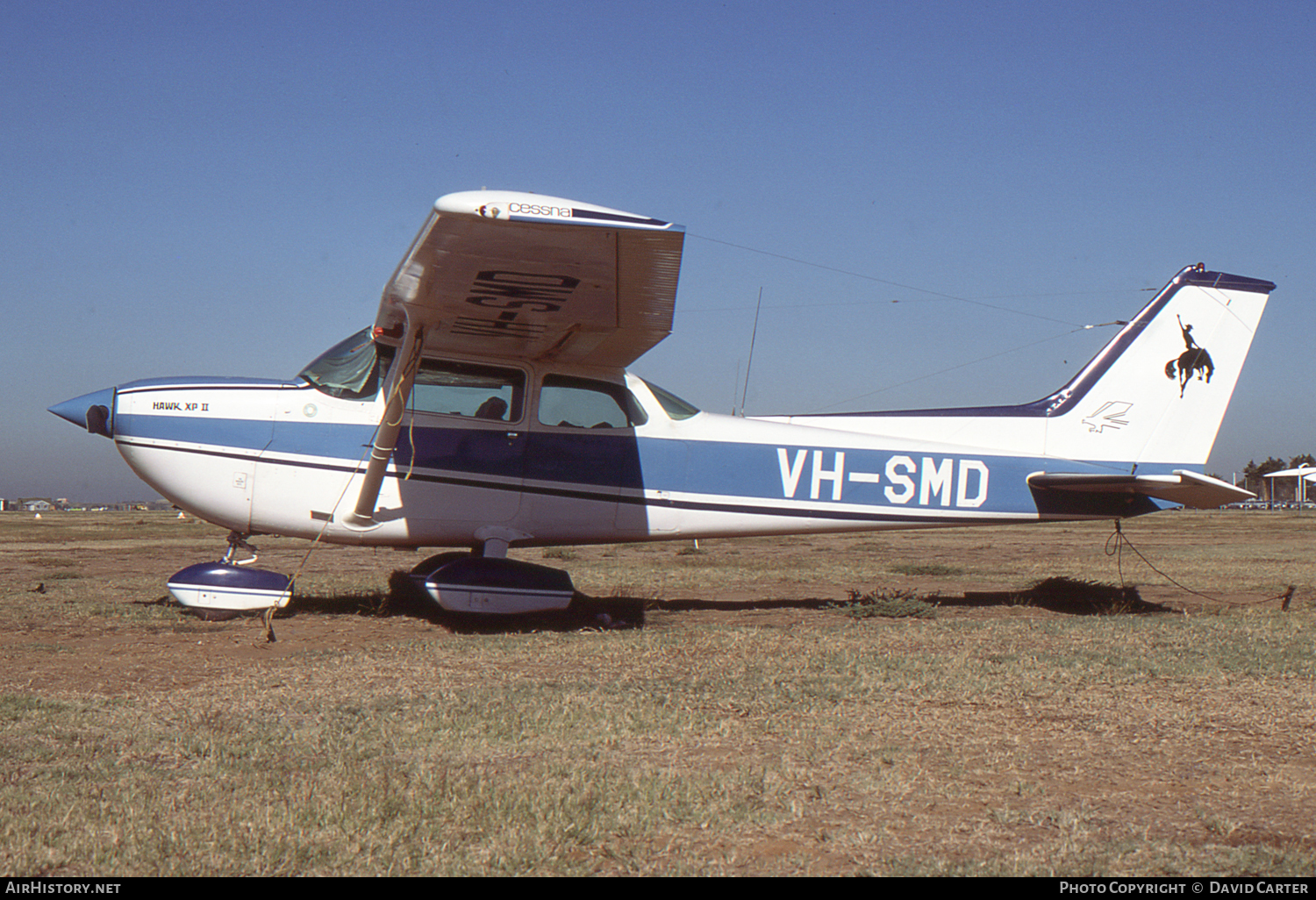 Aircraft Photo of VH-SMD | Cessna R172K Hawk XP | AirHistory.net