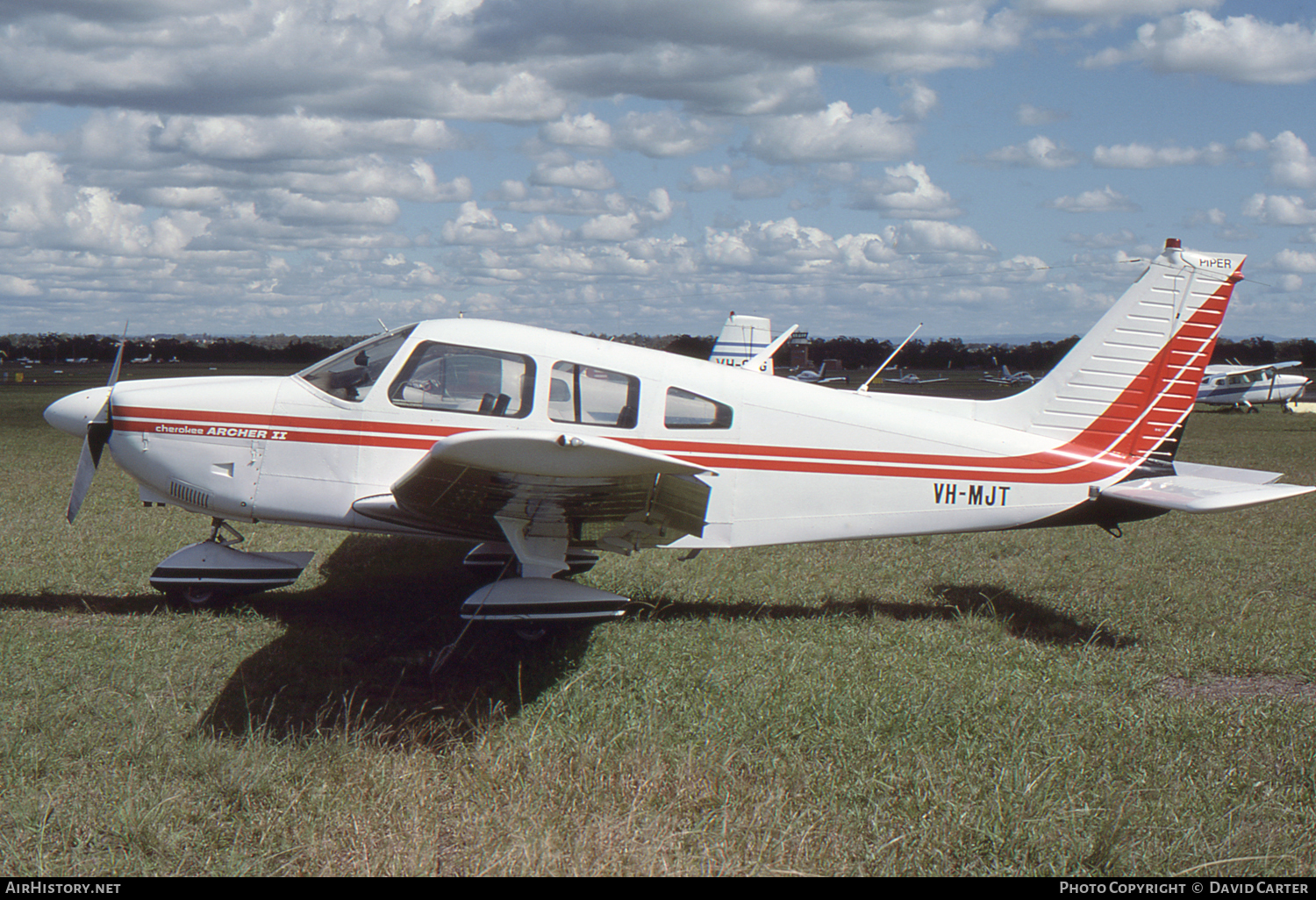 Aircraft Photo of VH-MJT | Piper PA-28-181 Cherokee Archer II | AirHistory.net #793