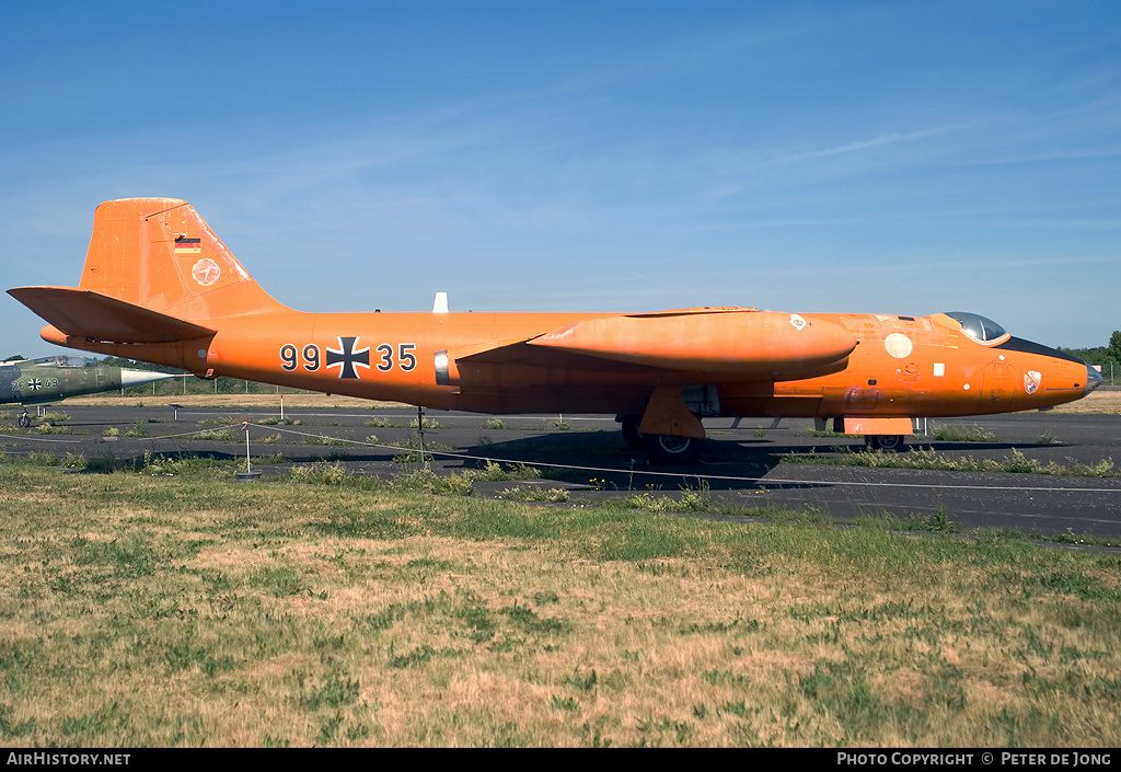 Aircraft Photo of 9935 | English Electric Canberra B2 | Germany - Air Force | AirHistory.net