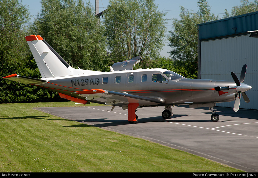 Aircraft Photo of N129AG | Socata TBM-700 | AirHistory.net #941