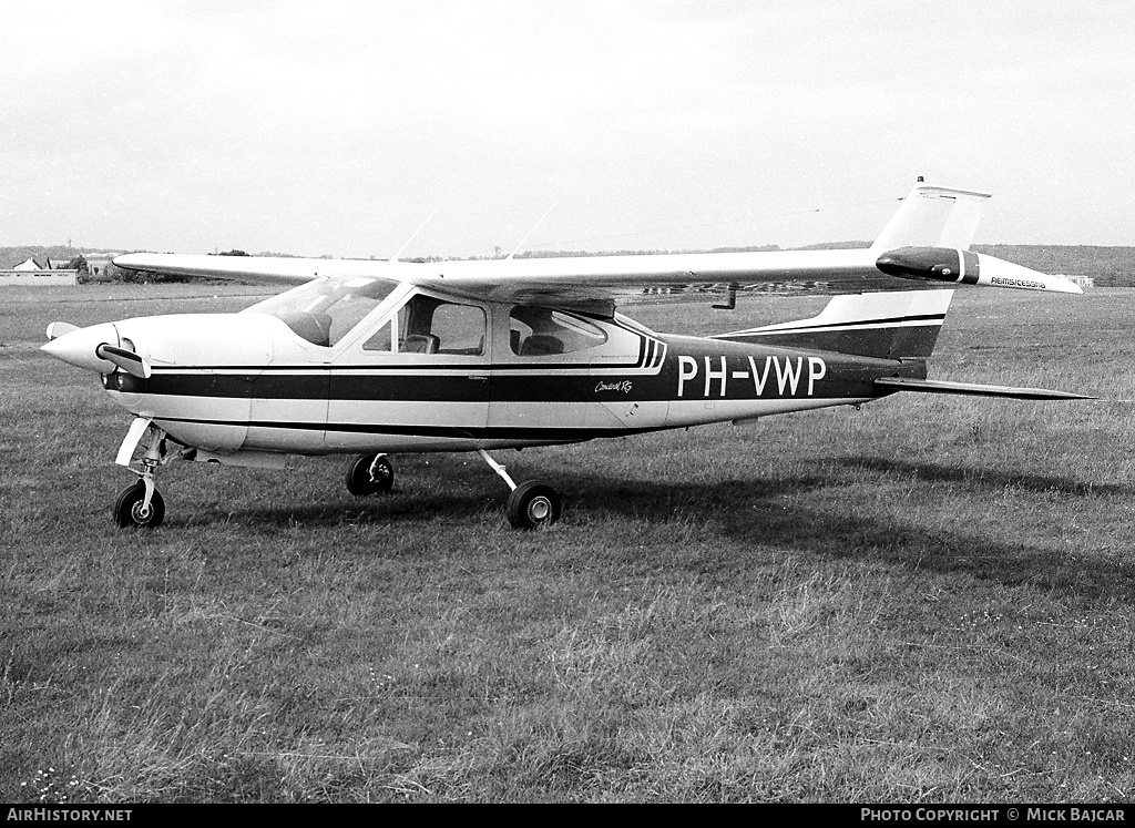 Aircraft Photo of PH-VWP | Reims F177RG Cardinal RG | AirHistory.net