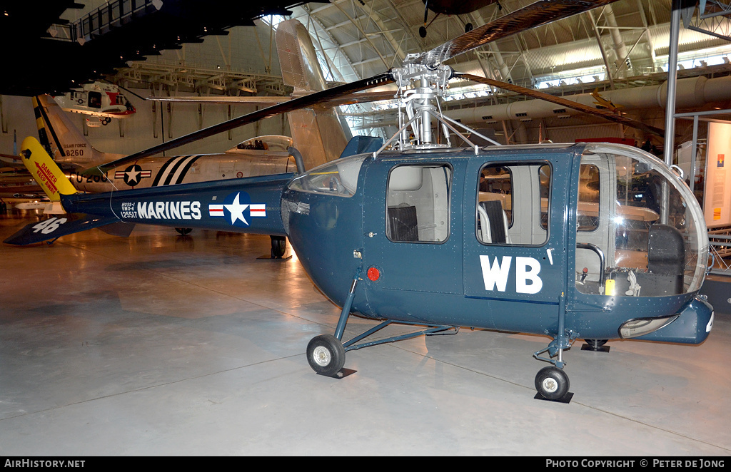 Aircraft Photo of 125517 | Sikorsky HO5S-1 (S-52) | USA - Marines | AirHistory.net