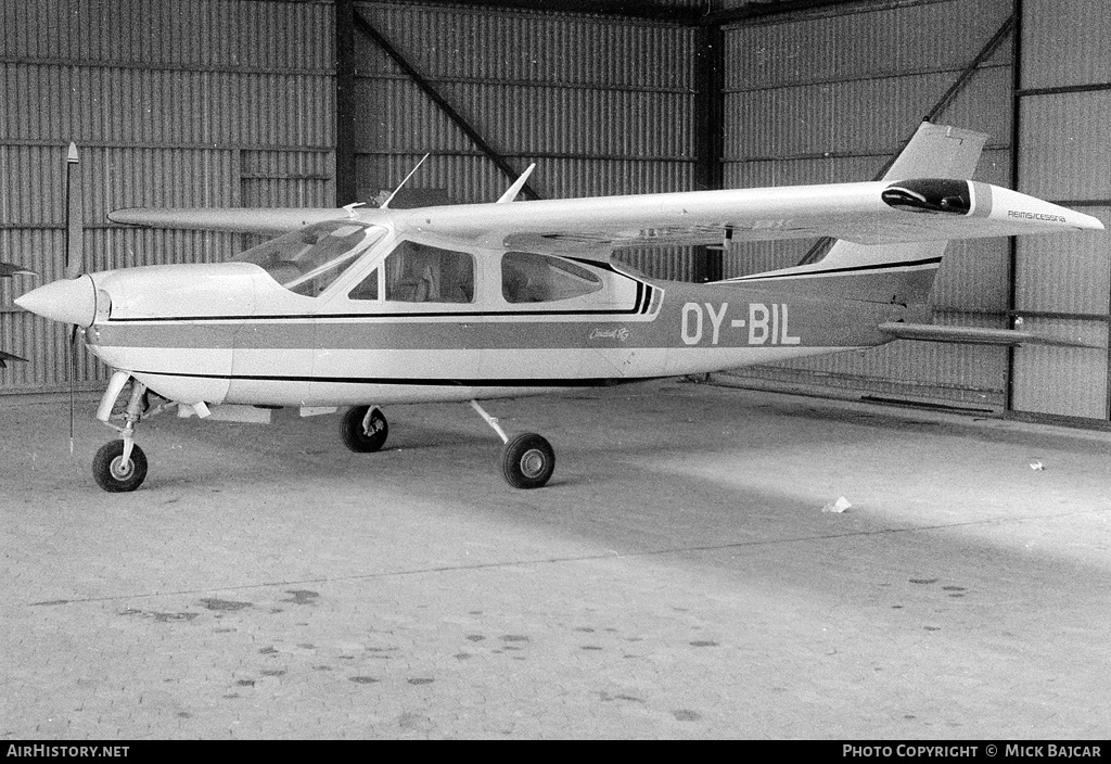 Aircraft Photo of OY-BIL | Reims F177RG Cardinal RG | AirHistory.net #1178
