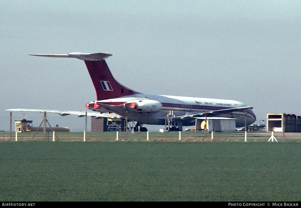 Aircraft Photo of XX914 | Vickers VC10 Srs1103 | UK - Air Force | AirHistory.net