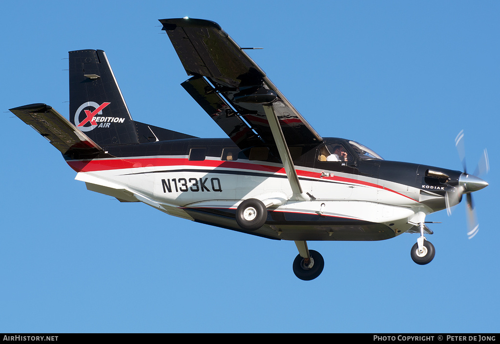 Aircraft Photo of N133KQ | Quest Kodiak 100 | Xpedition Air | AirHistory.net