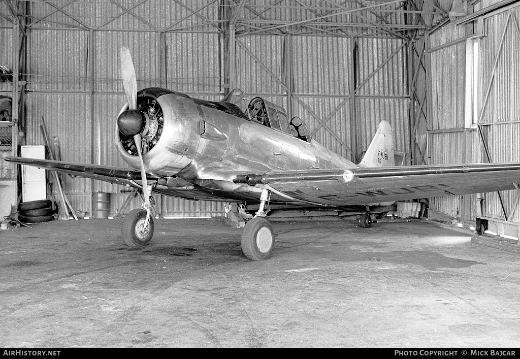 Aircraft Photo of F-WJBI | North American AT-6C Harvard IIA | AirHistory.net #1610