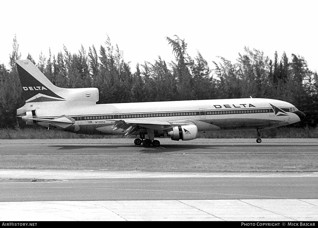 Aircraft Photo of N720DA | Lockheed L-1011-385-1 TriStar 1 | Delta Air Lines | AirHistory.net #1753