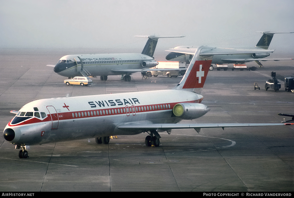 Aircraft Photo of HB-IFT | McDonnell Douglas DC-9-32 | Swissair | AirHistory.net #1891