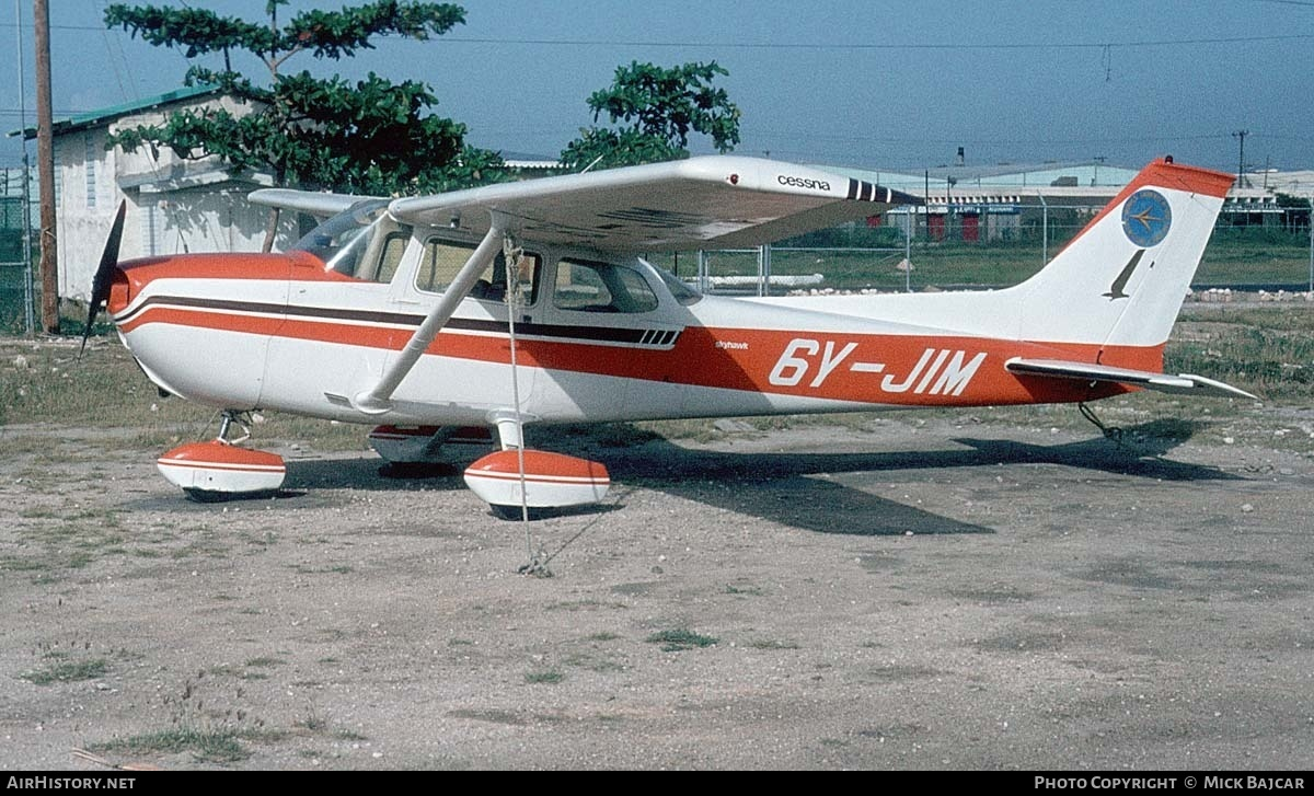 Aircraft Photo of 6Y-JIM | Cessna 172M Skyhawk | AirHistory.net