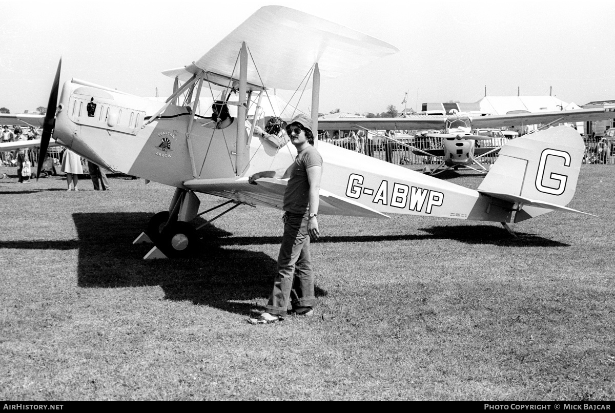 Aircraft Photo of G-ABWP | Spartan Arrow | AirHistory.net