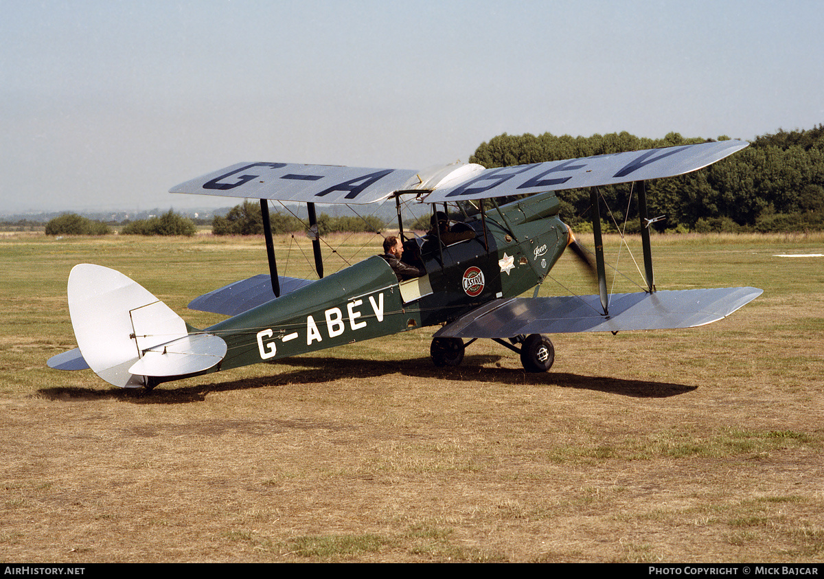 Aircraft Photo of G-ABEV | De Havilland D.H. 60G Gipsy Moth | AirHistory.net #2509