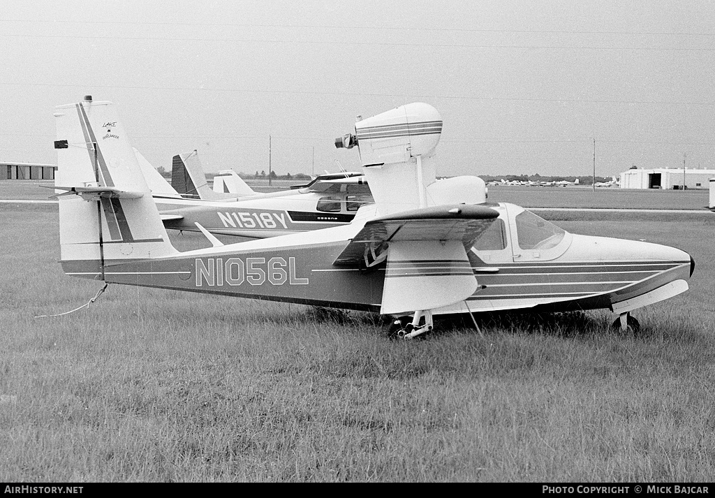 Aircraft Photo of N1056L | Lake LA-4-200 Buccaneer | AirHistory.net #2529