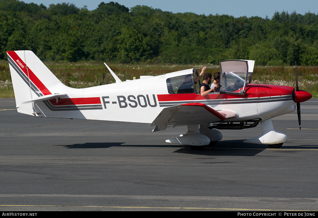 Aircraft Photo of F-BSOU | Robin DR-315 Petit Prince | AirHistory.net #2623
