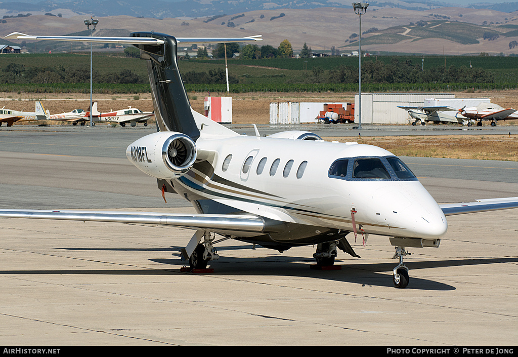 Aircraft Photo of N318FL | Embraer EMB-505 Phenom 300 | AirHistory.net #2634