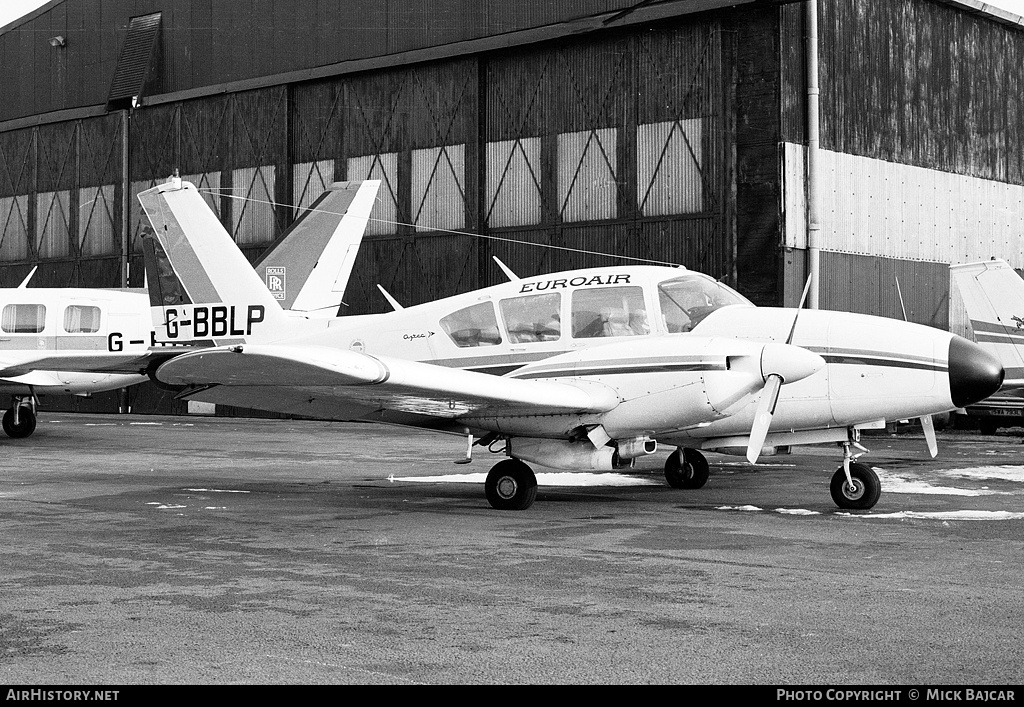 Aircraft Photo of G-BBLP | Piper PA-23-250 Aztec | EuroAir | AirHistory.net
