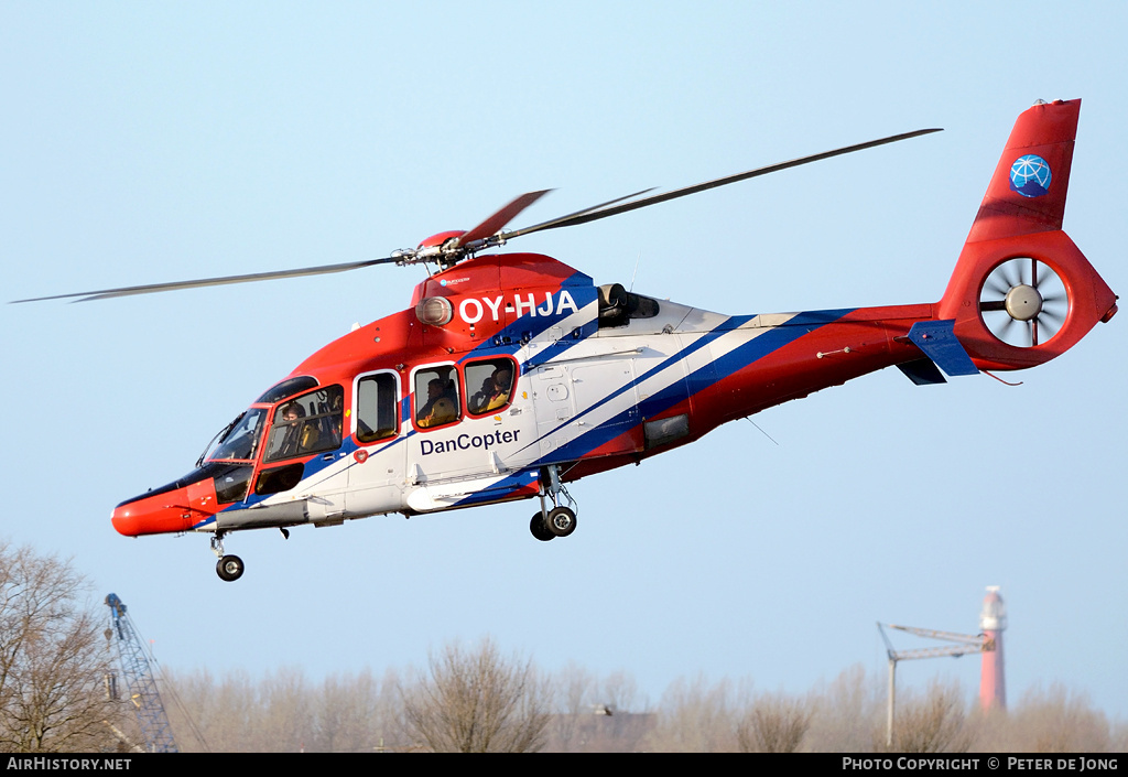 Aircraft Photo of OY-HJA | Eurocopter EC-155B-1 | DanCopter | AirHistory.net