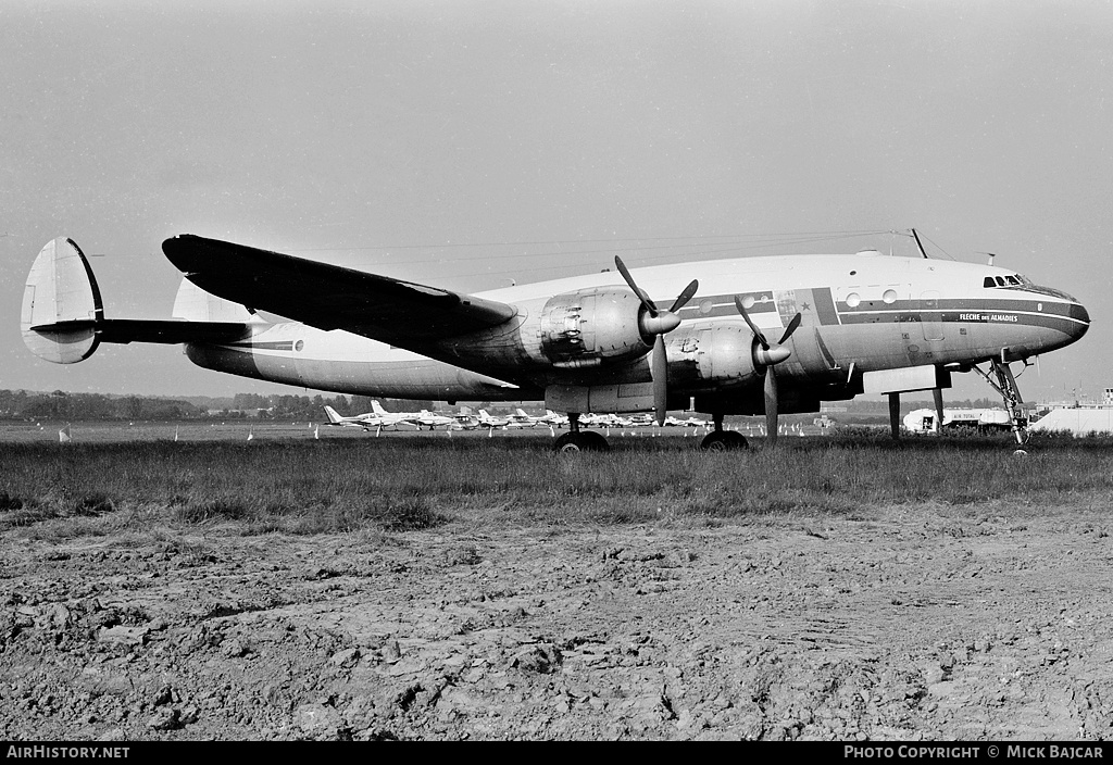 Aircraft Photo of 6V-AAR | Lockheed L-749A Constellation | Senegal - Government | AirHistory.net #3060