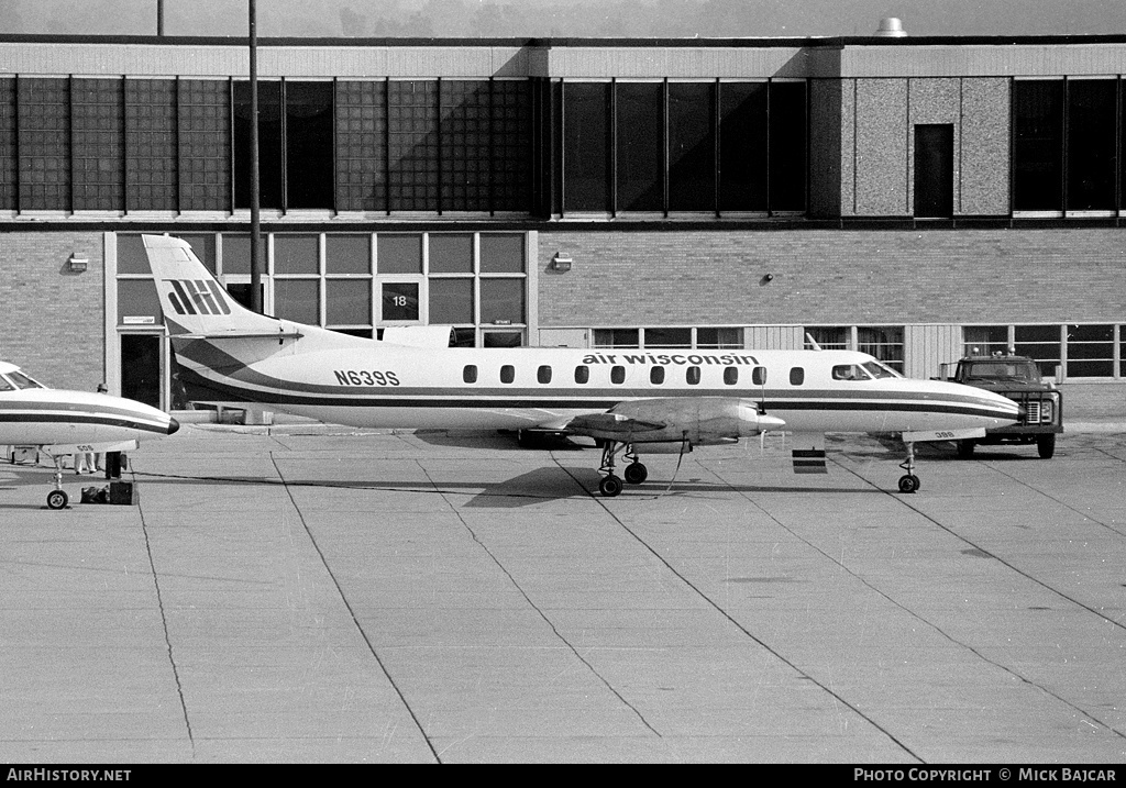 Aircraft Photo of N639S | Swearingen SA-226TC Metro II | Air Wisconsin | AirHistory.net #3106