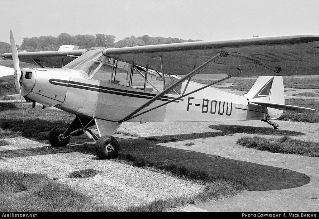 Aircraft Photo of F-BOUU | Piper PA-18-95 Super Cub | AirHistory.net #3141