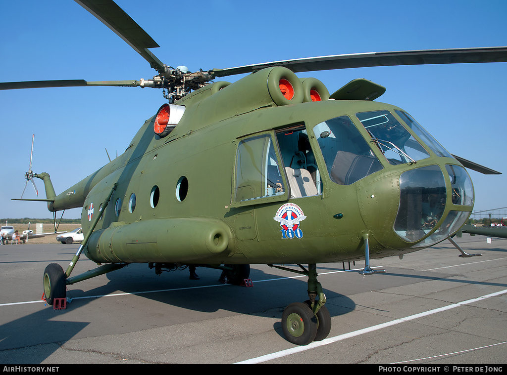Aircraft Photo of 12367 | Mil Mi-8T (HT-40) | Serbia - Air Force | AirHistory.net #3254