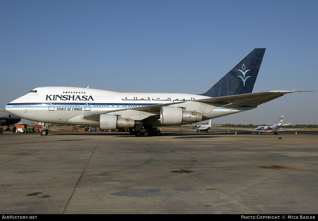 Aircraft Photo of 9Q-CWY | Boeing 747SP-09 | Kinshasa Airways | AirHistory.net #3554