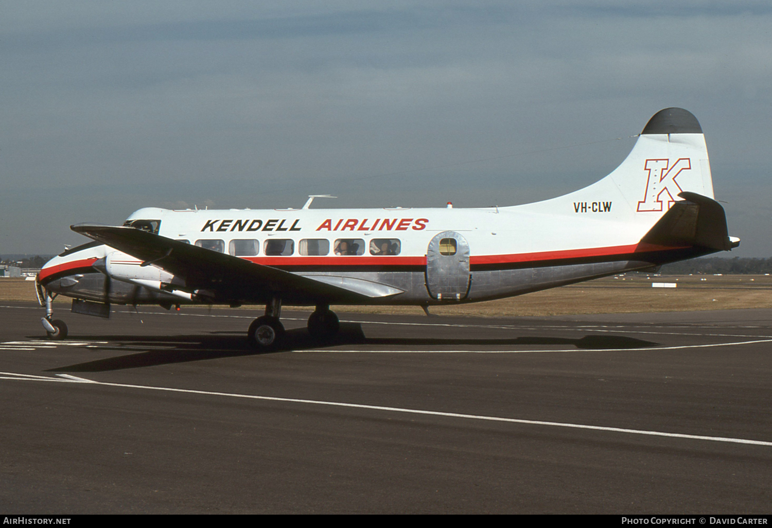 Aircraft Photo of VH-CLW | Riley Turbo Skyliner | Kendell Airlines | AirHistory.net #3877