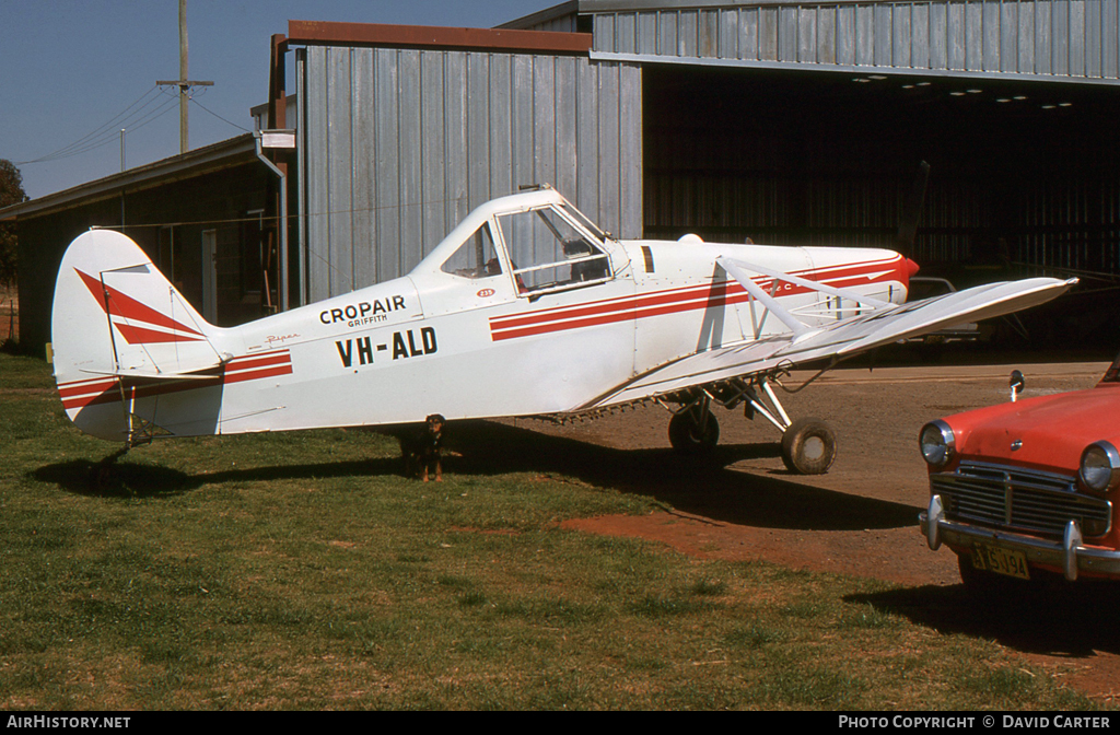 Aircraft Photo of VH-ALD | Piper PA-25-235 Pawnee D | Cropair | AirHistory.net