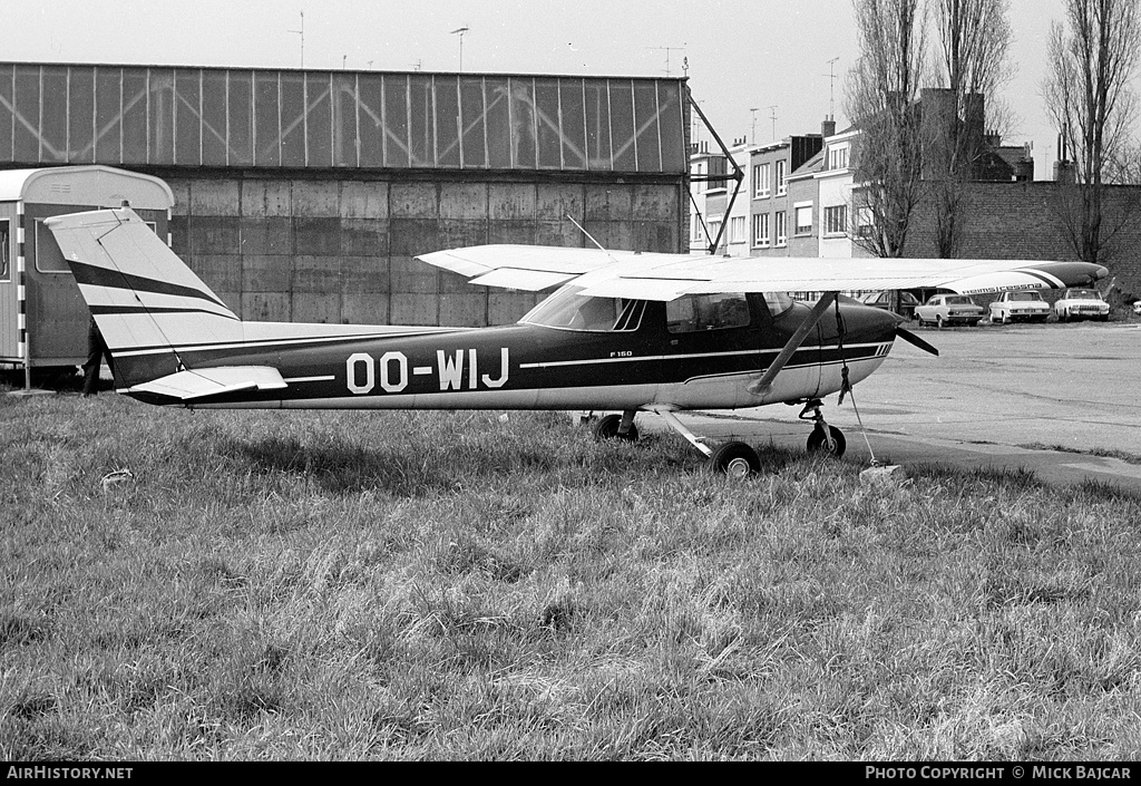Aircraft Photo of OO-WIJ | Reims F150L | AirHistory.net