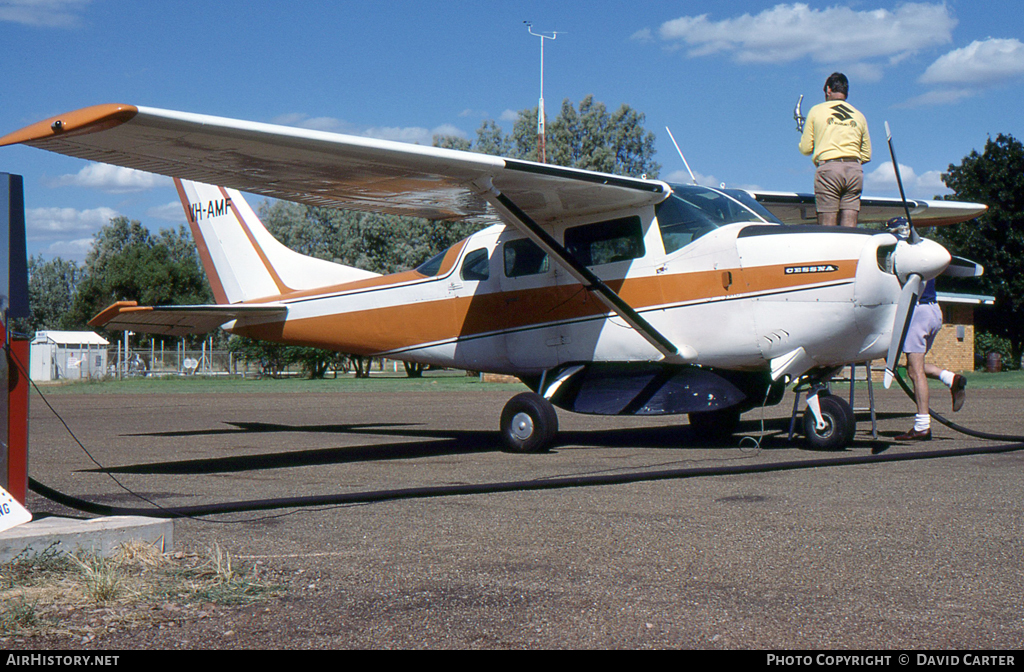 Aircraft Photo of VH-AMF | Cessna U206 Super Skywagon | AirHistory.net