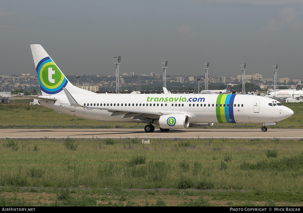 Aircraft Photo of F-GZHV | Boeing 737-85H | Transavia | AirHistory.net #4197