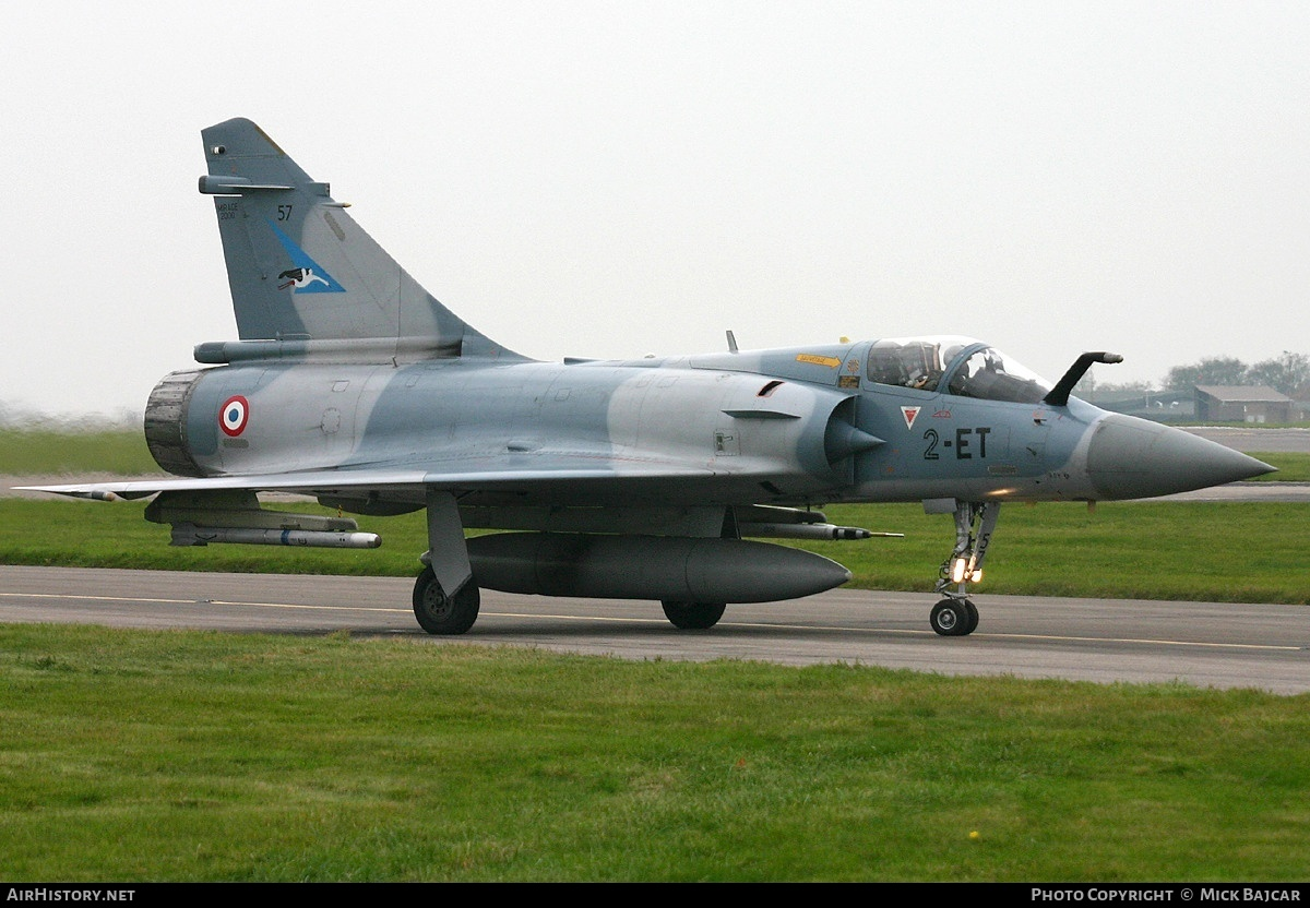 Aircraft Photo of 57 | Dassault Mirage 2000-5F | France - Air Force | AirHistory.net #4199