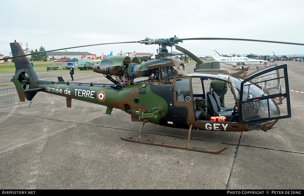 Aircraft Photo of 4230 | Aerospatiale SA-342L1 Gazelle | France - Army | AirHistory.net #4204