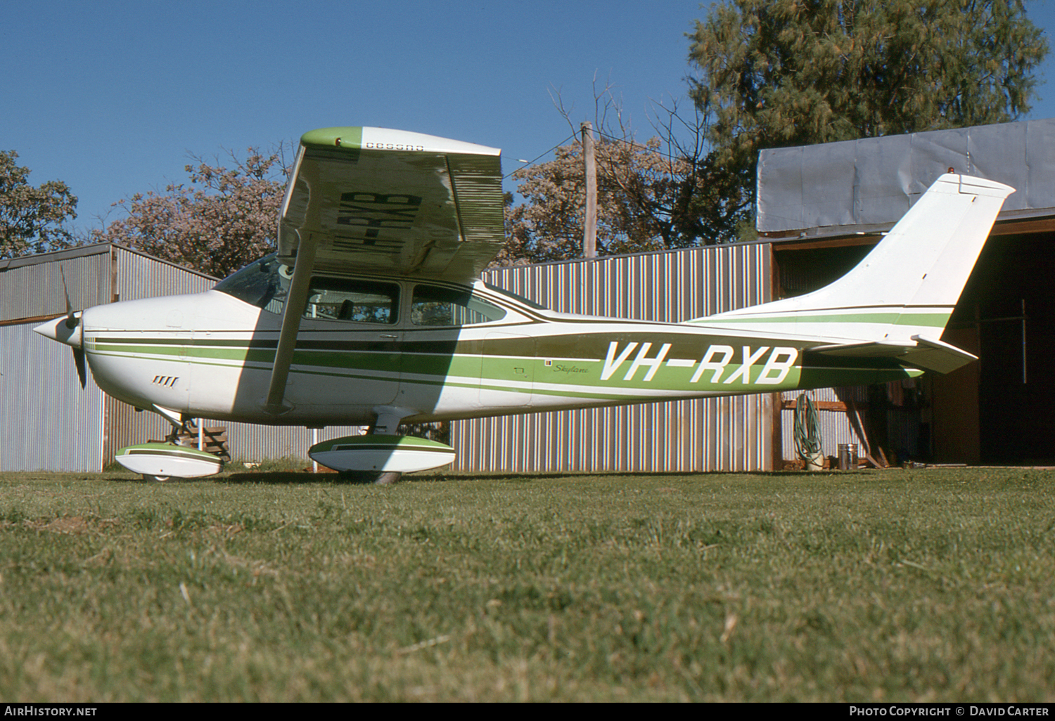 Aircraft Photo of VH-RXB | Cessna 182P Skylane | AirHistory.net #4274