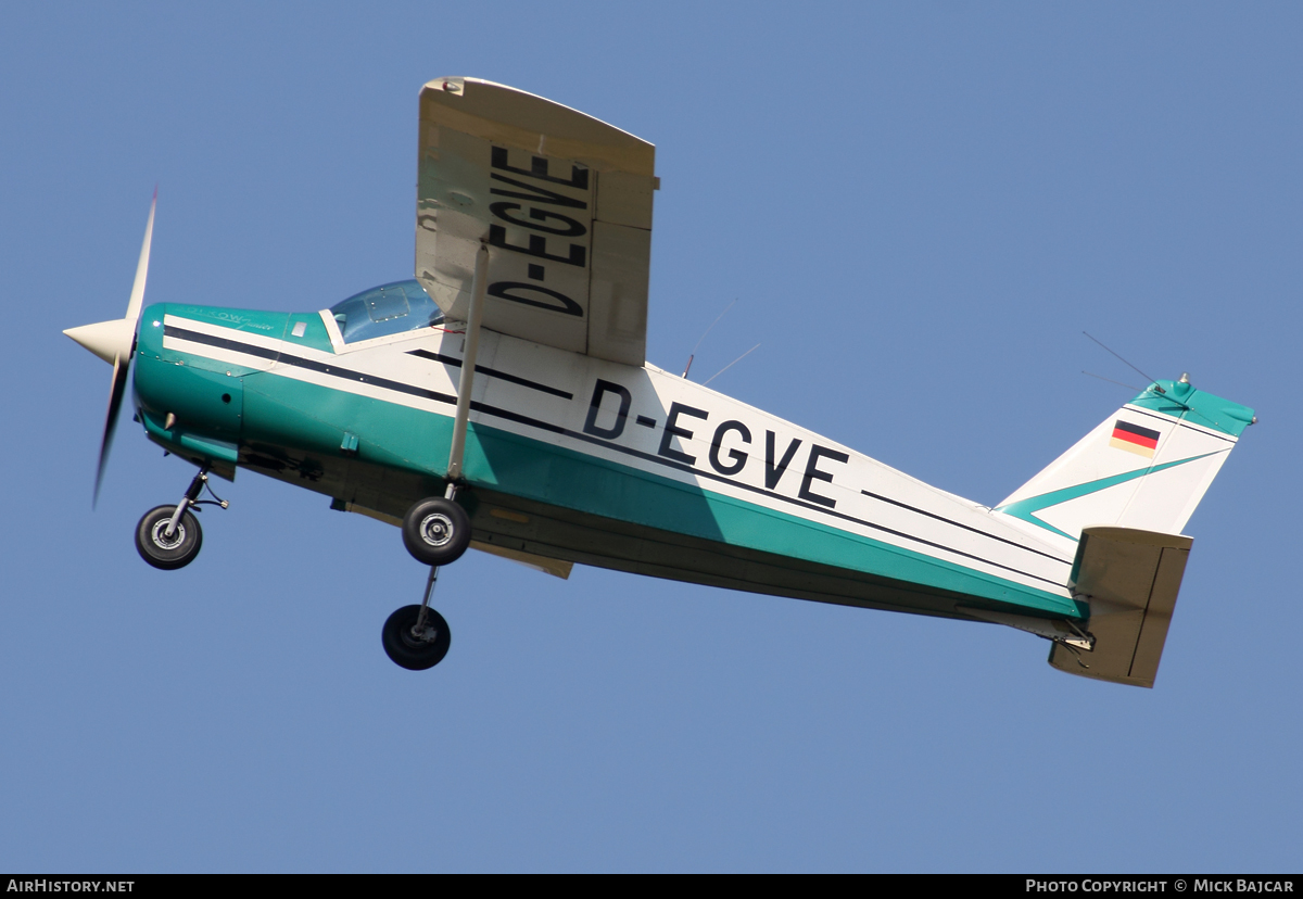 Aircraft Photo of D-EGVE | Bolkow BO-208C Junior | AirHistory.net #4418
