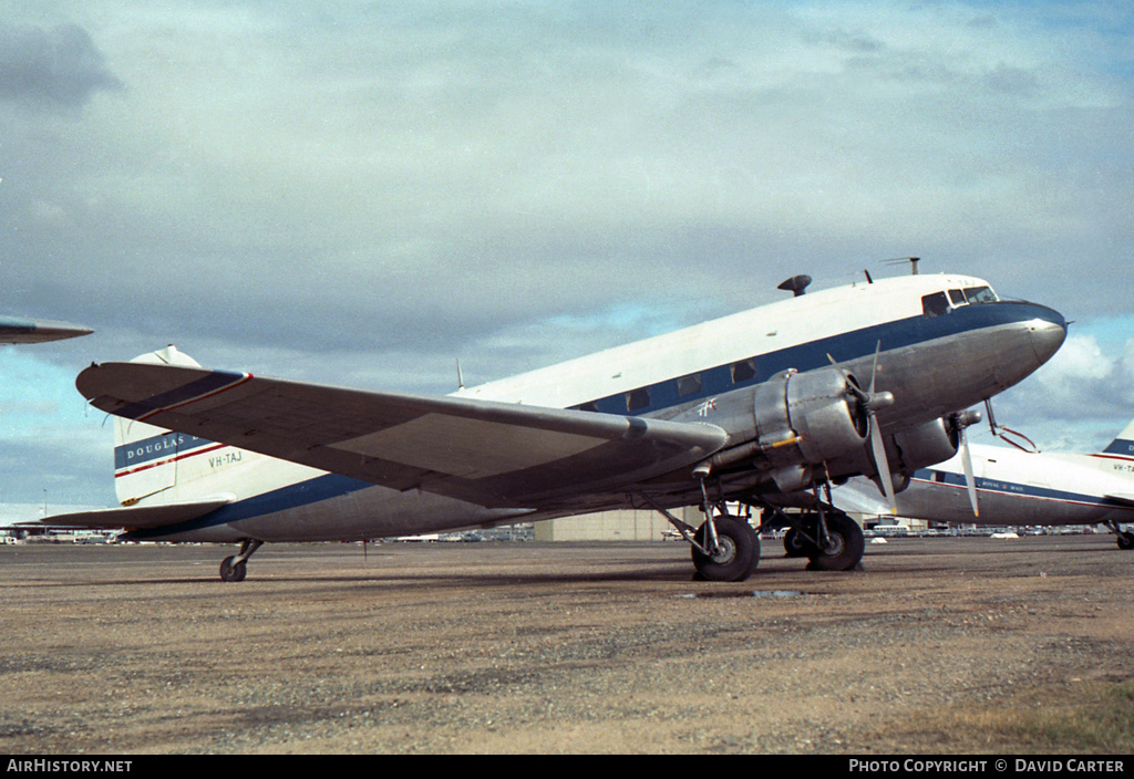 Aircraft Photo of VH-TAJ | Douglas DC-3(C) | AirHistory.net #4533