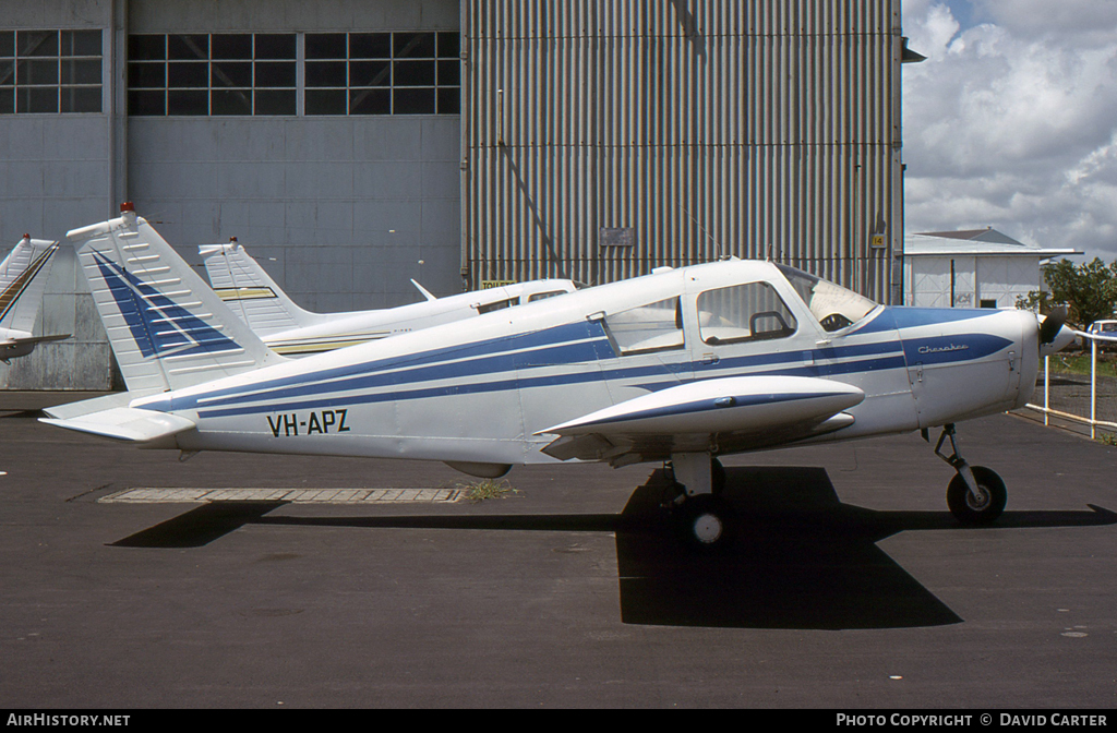 Aircraft Photo of VH-APZ | Piper PA-28-160 Cherokee | AirHistory.net #4602