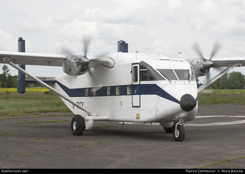 Aircraft Photo of G-PIGY | Short SC.7 Skyvan 3-100 | AirHistory.net #4998