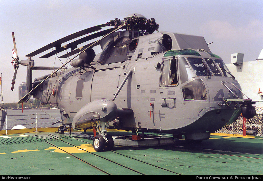 Aircraft Photo of 12438 | Sikorsky CH-124A Sea King (S-61B) | Canada - Air Force | AirHistory.net #5016