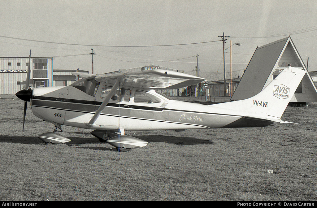 Aircraft Photo of VH-AVK | Cessna 182G Skylane | Avis Air Charter | AirHistory.net