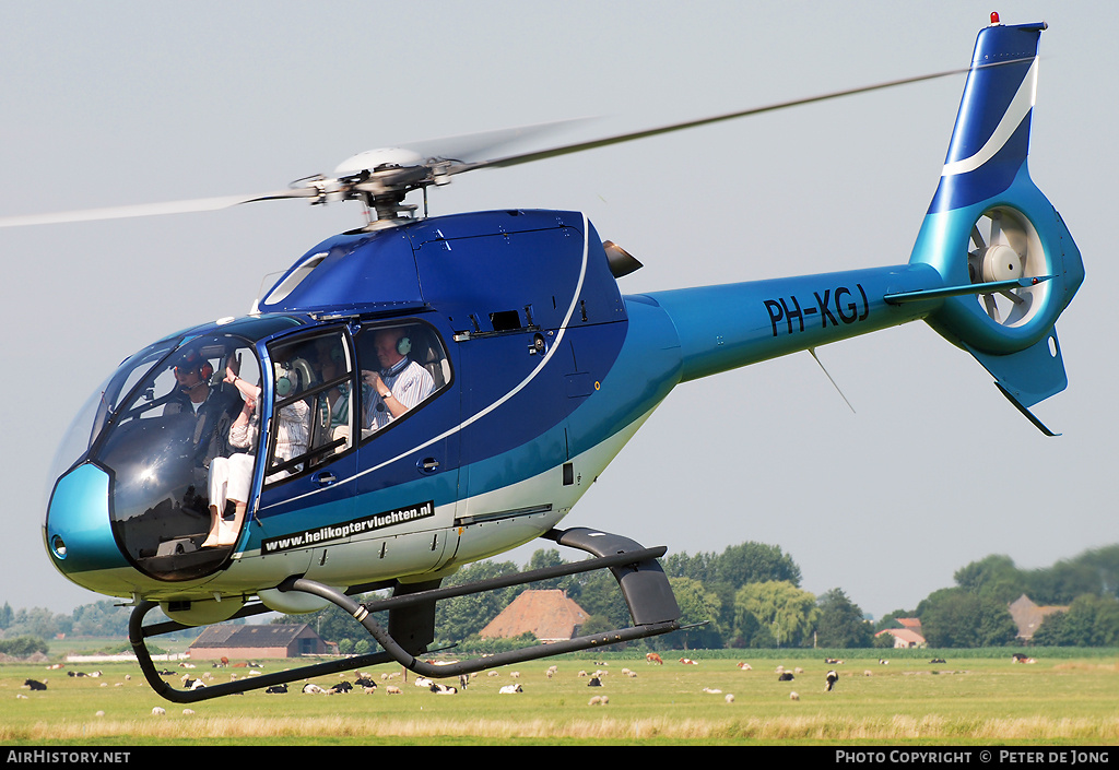 Aircraft Photo of PH-KGJ | Eurocopter EC-120B Colibri | AirHistory.net #5147