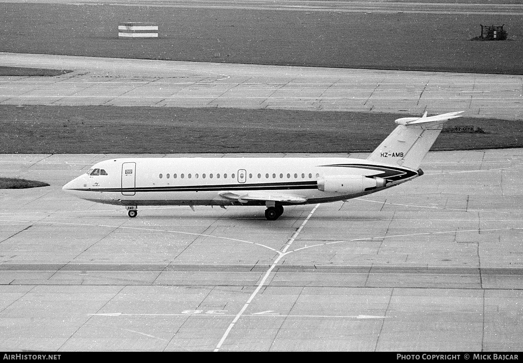 Aircraft Photo of HZ-AMB | BAC 111-401AK One-Eleven | AirHistory.net #5185