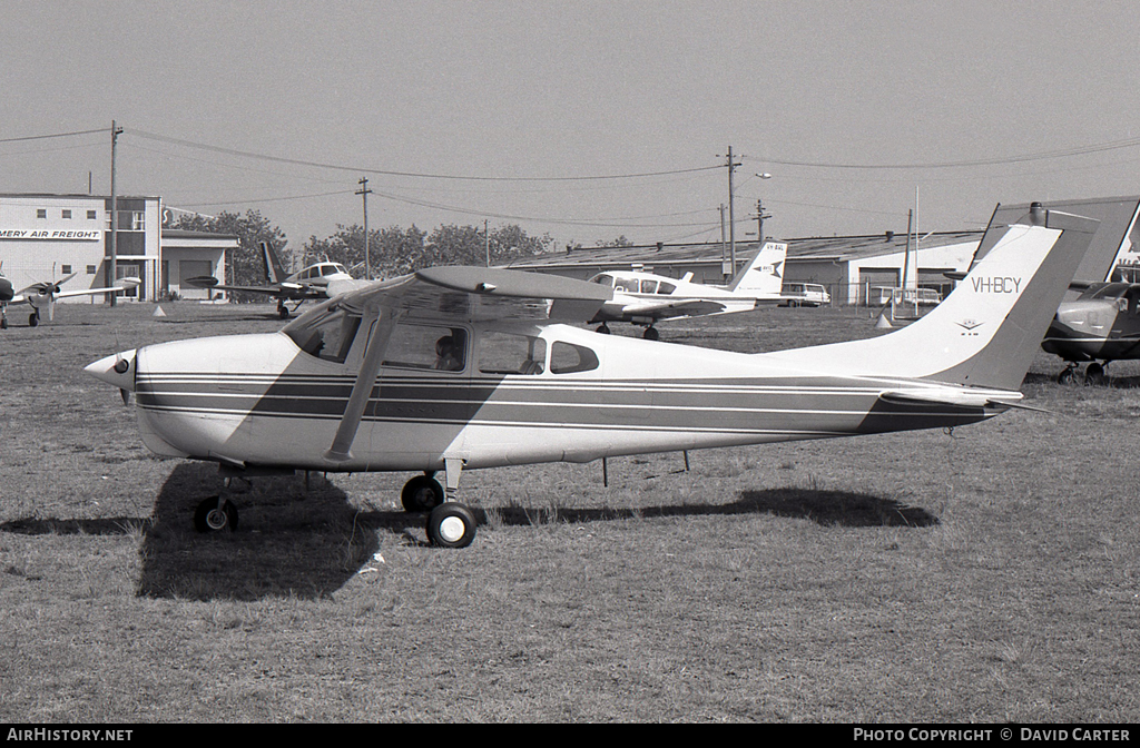 Aircraft Photo of VH-BCY | Cessna 210A | AirHistory.net #5355