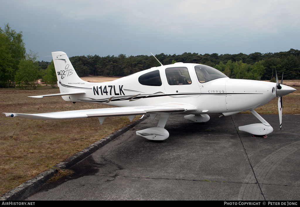 Aircraft Photo of N147LK | Cirrus SR-22 GTS | AirHistory.net #5408