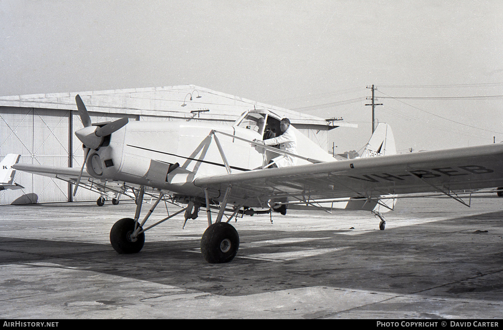 Aircraft Photo of VH-BEB | IMCO Callair B-1 | AirHistory.net #5453